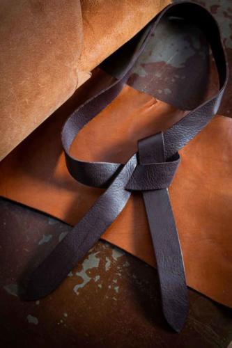 Cintura Donna Nodo Testa di Moro