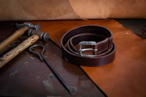 Cintura Donna Testa di Moro Semplice